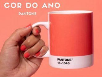 A cor do ano, segundo a Pantone